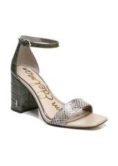 Sam Edelman Daniella Ankle Strap Sandal (Women)