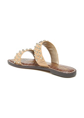 Sam Edelman Gianetta Embellished Slide Sandal (Women)