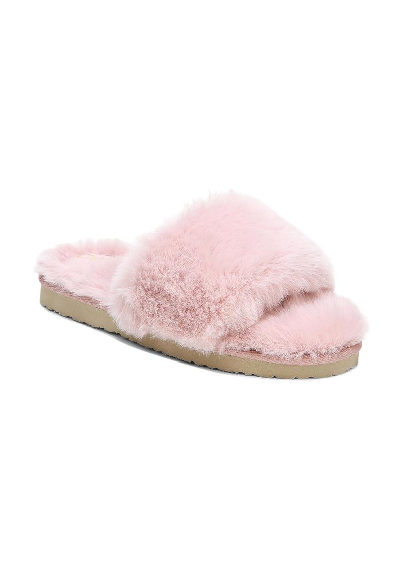 Sam Edelman Jinnie Faux Fur Slipper