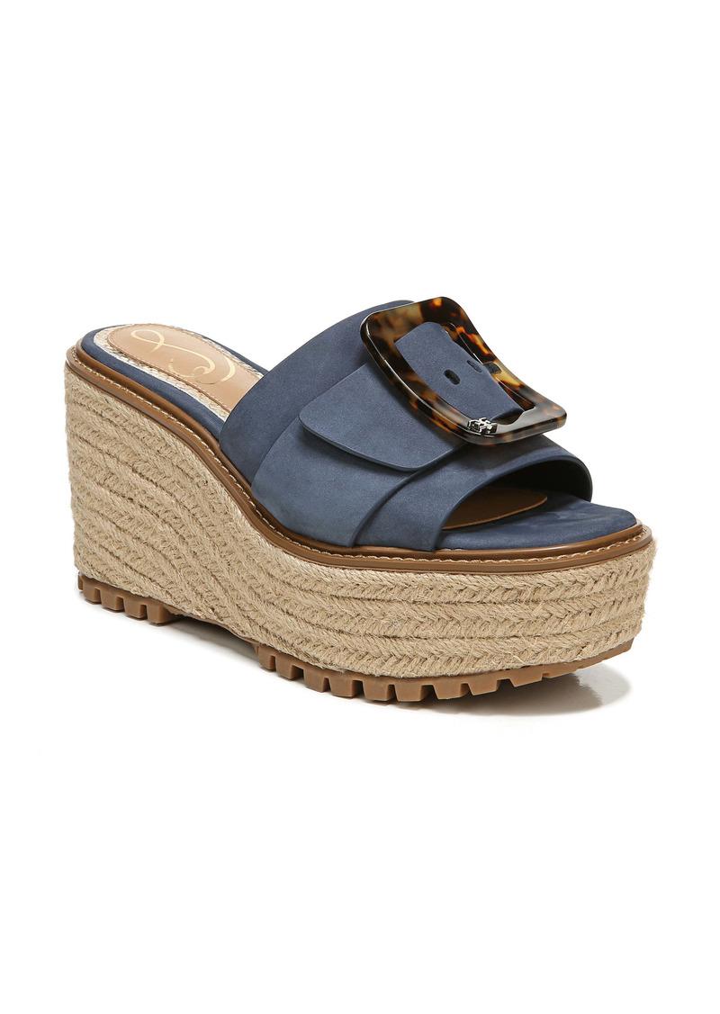 Sam Edelman Livi Platform Slide Sandal (Women)