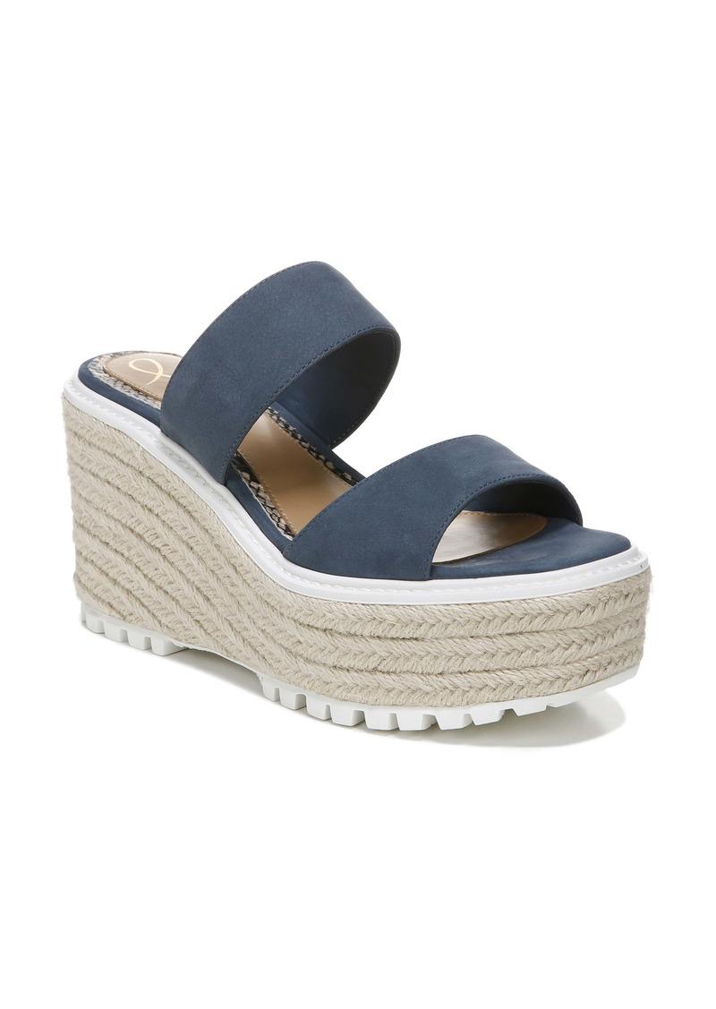 Sam Edelman Luca Platform Slide Sandal (Women)