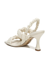 Sam Edelman Marlena Ruched Slingback Sandal (Women)
