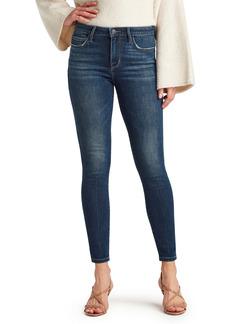 Sam Edelman Stiletto High Waist Ankle Skinny Jeans (Tink)
