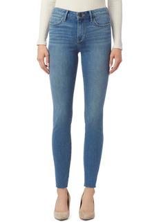 Sam Edelman The Kitten Raw Hem Ankle Skinny Jeans (Coast)