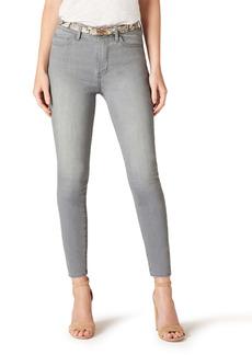 Sam Edelman The Stiletto High Waist Ankle Skinny Jeans (Jainie)