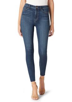 Sam Edelman The Stiletto High Waist Raw Hem Crop Skinny Jeans (Artz)