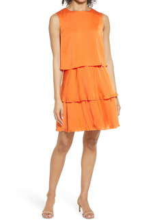 Sam Edelman Tiered Shift Dress