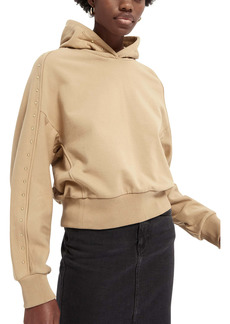 Scotch & Soda Studded Oversize Hoodie