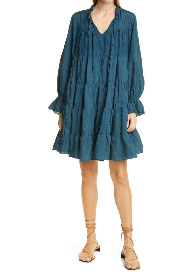 Sea Nadja Long Sleeve Tunic Dress