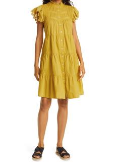 Women's Sea Adrienne Tiered Cotton Dress