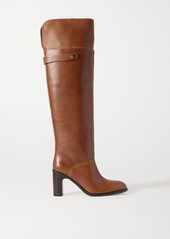 See by Chloé Leather Over-the-knee Boots