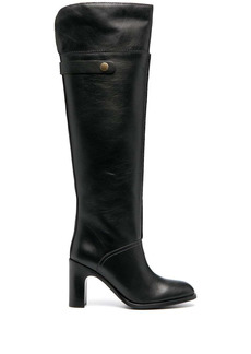 See by Chloé over-the-knee leather boots