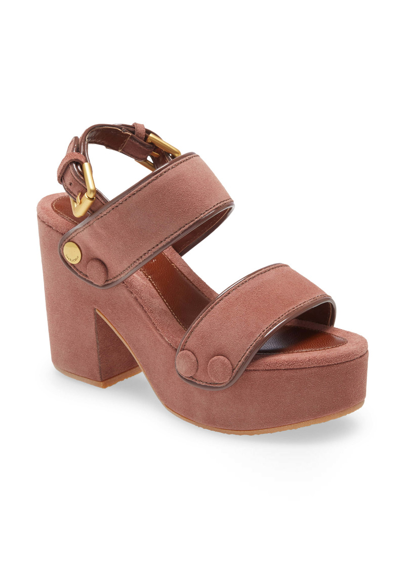 See by Chloé Galy Platform Sandal (Women)