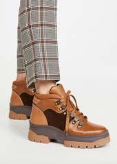 See by Chloé See by Chloe Aure Flat Hiker Boots