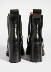 See by Chloé See by Chloe Chels Mall Lug Sole Boots