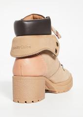 See by Chloé See by Chloe Eileen Mid Heel Booties
