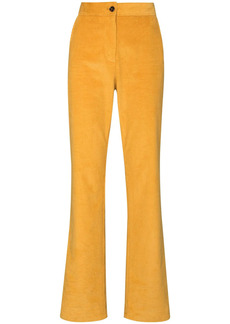 See by Chloé corduroy bootcut trousers