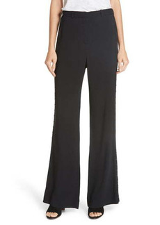 See by Chloé Studded Wide Leg Trousers