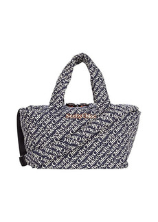 See by Chloé Tilly Duffel Signature Jacquard