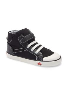 See Kai Run Dane High Top Sneaker (Baby, Walker, Toddler & Little Kid)
