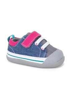 See Kai Run Stevie Sneaker (Baby & Walker)