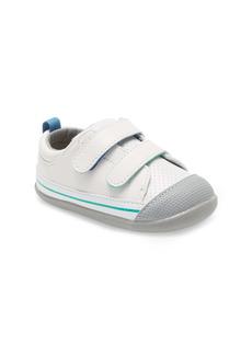 See Kai Run Waylon Sneaker (Baby & Walker)