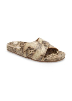 Seychelles Lighthearted Slide Sandal (Women)