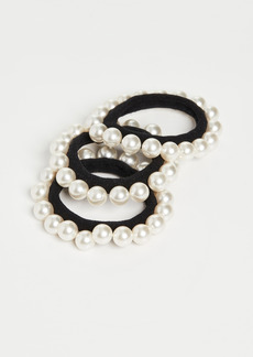 Shashi Coco Hair Tie Set of 3