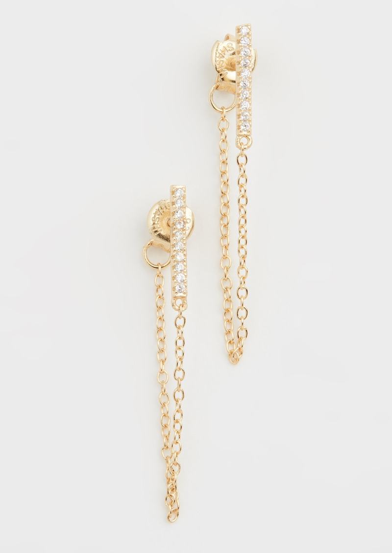 SHASHI Kelly Earrings