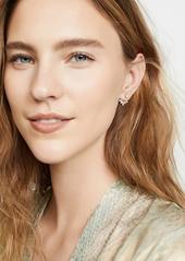 Shashi Marquis Ear Jacket Earrings