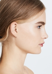 Shashi Pave Hinge Single Ear Cuff