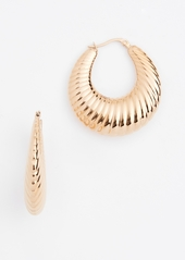Shashi Sadie Hoop Earrings