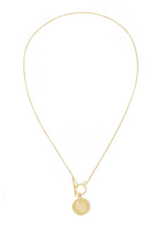 Shashi Woman 18-karat Gold-plated Necklace Gold