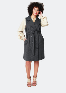 Shegul Nesly Jaquard Vest Dress - 16/18 - Also in: 24, 12/14, 20/22