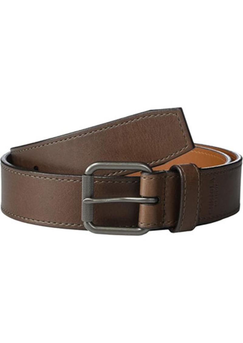 "Shinola 1 1/2"" Mack Belt Smooth Grain Leather GM"