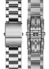 Shinola Canfield Sport Stainless Steel Chronograph Bracelet Watch