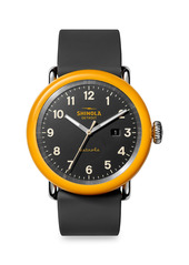 Shinola Detrola The No. 2 Stainless Steel & Resin Case Watch