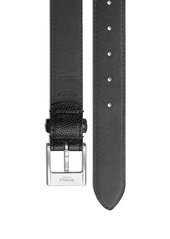 Shinola Latigo Leather Dress Belt
