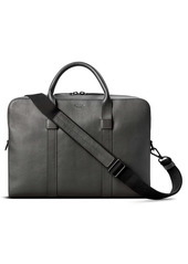 Shinola Leather Guardian Briefcase
