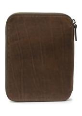 Shinola Leather Navigator Tech Portfolio