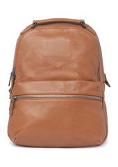 Shinola Leather Signature Runwell Backpack