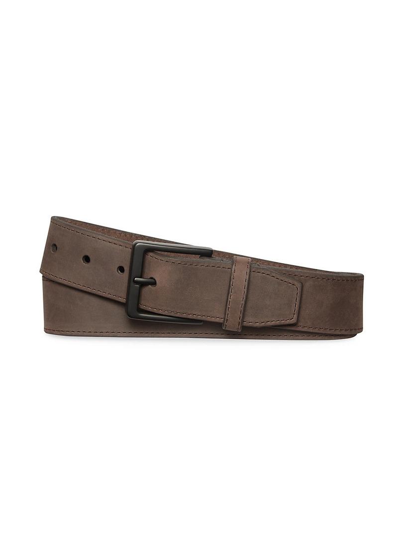 Shinola Leather Utility Belt