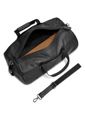Shinola Brakeman Coated Canvas & Leather Duffel Bag