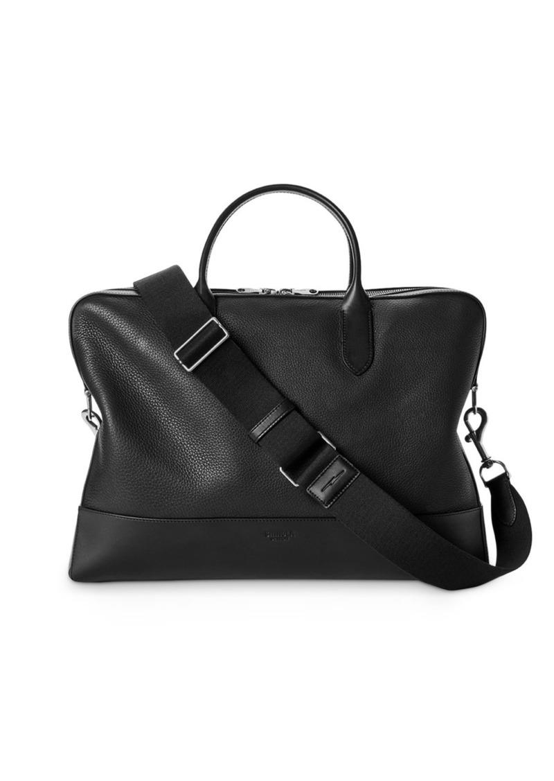 Shinola Canfield Weekday Vachetta Leather Brief