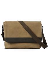 Shinola Explorer Slim Messenger Bag