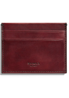 Shinola Harness Leather Card Case