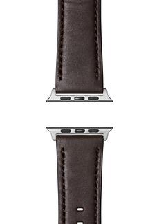 Shinola Leather Apple Watch® Strap