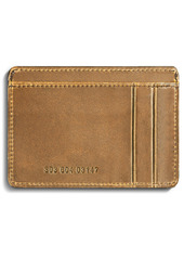 Shinola Leather Card Case