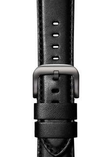 Shinola Rail Road Leather Apple Watch® Strap