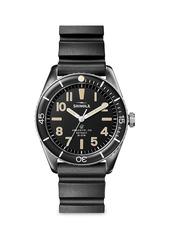 Shinola The Duck Stainless Steel Bracelet & Rubber-Strap Watch Gift Set